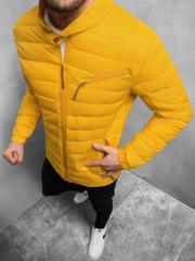 OZONEE Herren /Übergangsjacke Jacke /Übergang Jacken Herbst Winterjacke Winter Bomberjacke Stehkragen Kapuze Steppjacke Kapuzenjacke Leichte Outdoor Puffer Jacket J Style 3056