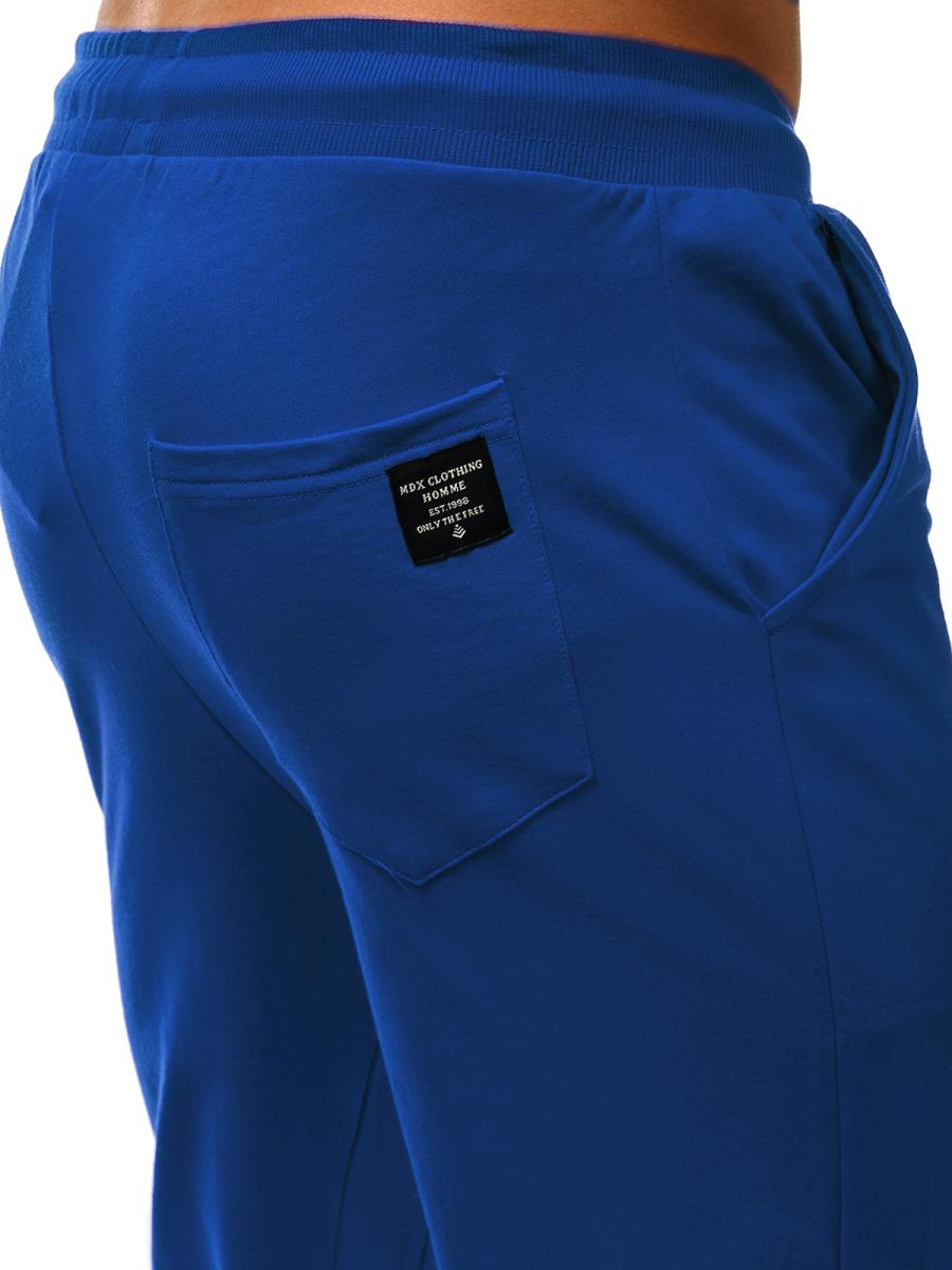 erstklassiges echtes abholen Für Original auswählen Herren Sporthose Blau MAD/2903   OZONEE