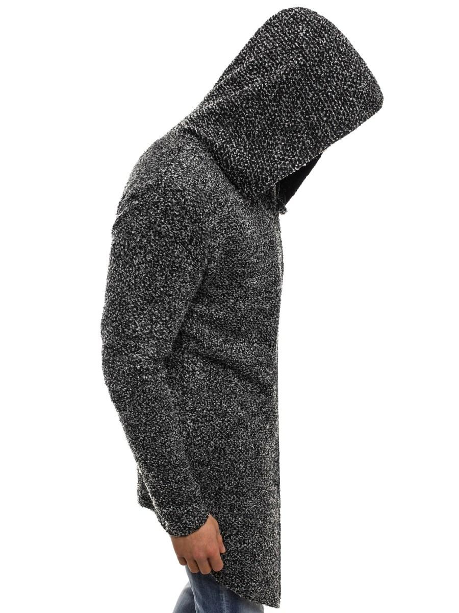 NORTHIST 538NS Herren Pullover Grau | OZONEE