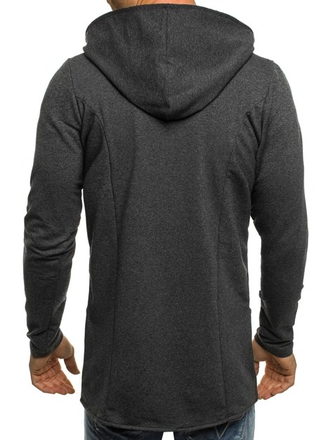 ATHLETIC 0790 Herren Sweatshirt Dunkelgrau