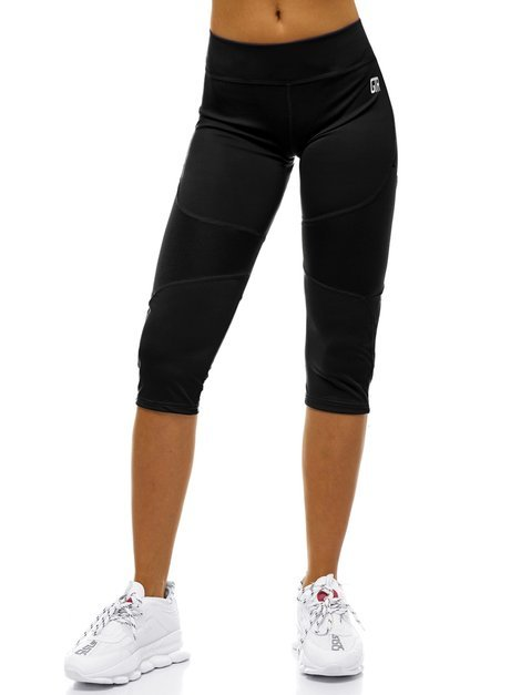 Damen Leggings Schwarz OZONEE X/1254