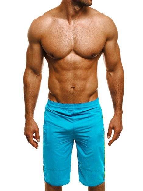 HOT RED WK20 Herren Shorts Türkis